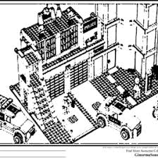 lego train coloring page archives mente beta most complete