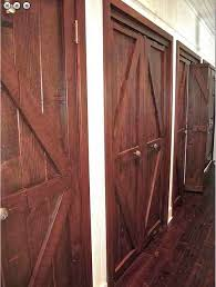 Reclaimed Wood Interior Doors Reclaimed Wood Closet Doors Pilotproject Org