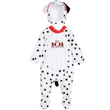 baby white u0026 black u0027101 dalmatians u0027 baby disney dress costume