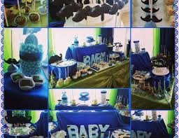 gentleman baby shower mustaches baby shower welcoming a gentleman