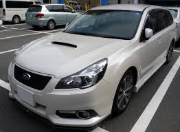 modified subaru legacy wagon file the frontview of subaru legacy touringwagon 2 0gt dit brg