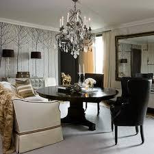 Black Wingback Chair Design Ideas Ivory Wingback Dining Chair Design Ideas