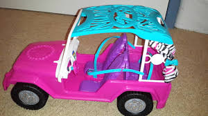 vintage barbie jeep barbie toy jeep barbie