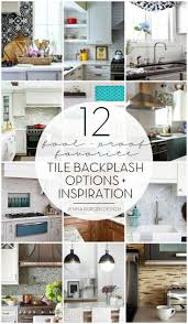 best of kitchen backsplash material options