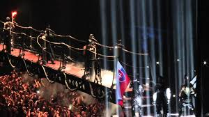 rammstein intro sonne made in germany tour slovakia