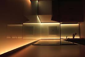 led strip light under cabinet led kitchen lighting about us my glass projects kitchen under