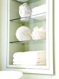 Glass Bathroom Shelves Glass Bath Shelves Bathroom Glass Shelf Bath Shelves Vanity Chrome