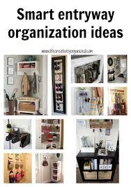 entryway organization ideas smart entryway organization ideas life creatively organized
