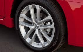 nissan altima oem wheels 2012 nissan armada platinum editors u0027 notebook automobile magazine