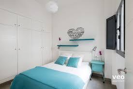 Schlafzimmer Wardrobes Apartment Mieten Torres Strasse Sevilla Spanien Torres