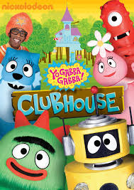 Yo Gabba Gabba Party Ideas by Amazon Com Yo Gabba Gabba Clubhouse Yo Gabba Gabba Movies U0026 Tv