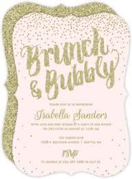 brunch bridal shower invites bridal shower invitations beautiful custom wedding stationery
