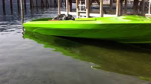 jet boat one of a kind mopar finished paint clear coat 2014 youtube