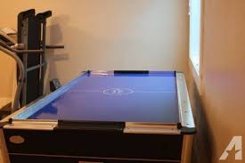 rhino air hockey table price sportcraft air hockey table for sale in texas classifieds buy and