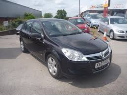 used vauxhall astra club 1 6 cars for sale motors co uk