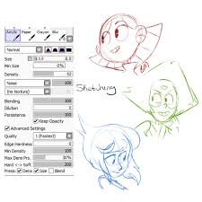 a blog for paint tool sai brushes i do not take credit for these