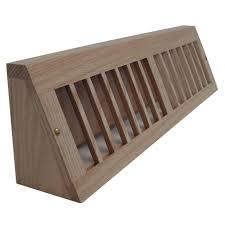 Baseboard Height Flooring Good Floor Vent Covers Air Home Depotfloor Wood Lowes