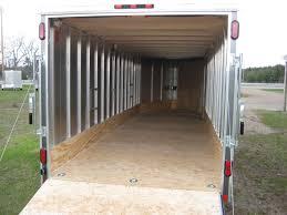 trailer garage aluminum snowmobile trailer u2013 powersport deluxe series u2013 rnr trailers