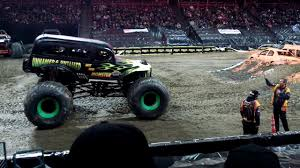 monster truck video for monster truck tour to invade save on foods memorial centre in