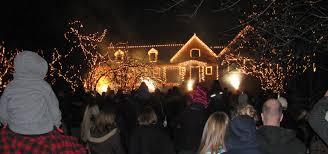 top 10 christmas light displays in us the christmas light show home