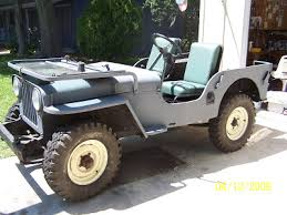busplunge primer colors ed u0027s jeep waiting for paint 1946 cj2a