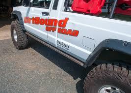 jeep rock sliders rock sliders bed jeep comanche mj rock sliders armor