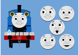 thomas tank engine free vector download free vector art