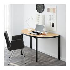 Ikea Conference Table And Chairs Bekant Conference Table White Black Ikea
