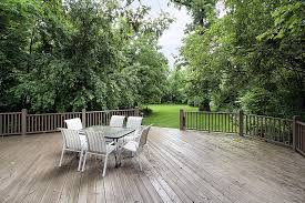 Backyard Decks Pictures 50 Wood Deck Design Ideas Designing Idea