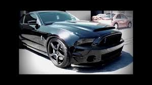 Black Mamba Mustang Black Mamba Custom 700 Hp Shelby Gt 500 Swirve Productions Youtube