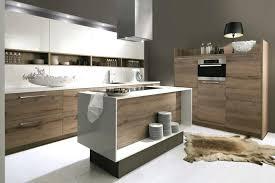 cuisine bois et blanc laqué cuisine bois et blanc cuisine bois et blanc moderne 25 idaces