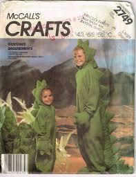 Dinosaur Halloween Costume Childrens Godzilla Dinosaur Halloween Costume Sewing Pattern