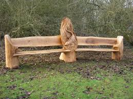 Creative Ideas Stunning Tree Trunk Garden Furniture - Tree furniture