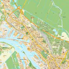 Map Com Stadtplan Bremen Nord Deutschland Karte Und Routenplaner Von
