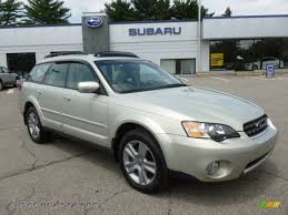 subaru gold 2005 subaru outback 3 0 r l l bean edition wagon in champagne