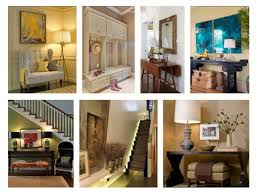 how to decorate your new home 7 ideas for making your entrance a little more grand