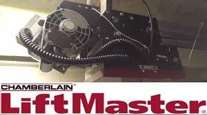 liftmaster jackshaft garage door opener commercial garage door opener lift master duel trolley residential