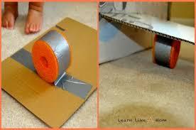 learn like a mom cardboard airplane learn like a mom
