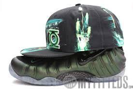 green lantern movie light over glow in the dark new era hat cheap