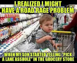 Convenience Store Meme - jeez isn t roadrage just so lol funny xd funny kid meme