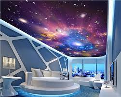 ceiling murals wallpaper picture more detailed picture about custom 3d ceiling murals wallpaper home decor painting starry sky universe galaxy 3d wall murals wallpaper