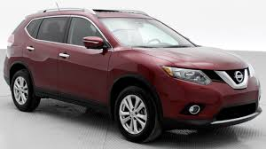 nissan rogue in uk 2015 nissan rogue sv awd 7 passenger with rear dvd ridetime ca