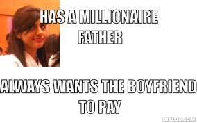 Funny Girls Memes - what are some funny rich delhi girl memes quora