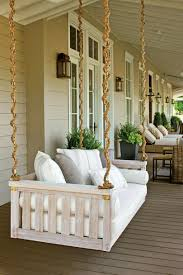 farmhouse porches peaceful porch swings southern living