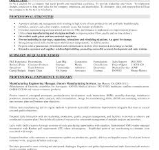 resume sle for chemical engineers in pharmaceuticals companies unforgettable manufacturinggineer sle resume production year