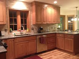 raised panel cabinets bring elegance to your kitchen space