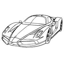 25 race car coloring pages
