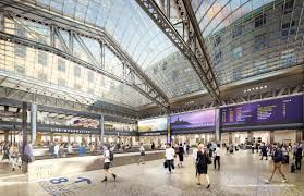 Msg Floor Plan by An Alternative For Penn Station Repurposing Madison Square Garden