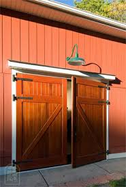 Exterior Shed Doors Doors For Garage Garage Cave Shop Inspiration Ideas