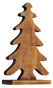 handmade home decor items bulk wholesale hand carved mango wood christmas tree u2013 christmas